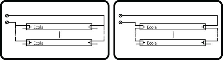 Инструкция по установке ламп G13