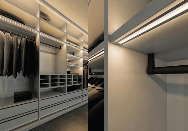 Внутренний свет шкафа своими руками