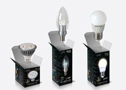 светодиодные лампы гаусс
